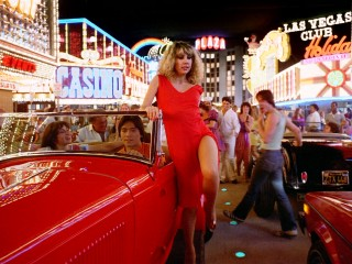Teri Garr puts her background in dance to use in a big dance number set on the bright lights of Coppola's Las Vegas.