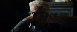 Though barely in the movie, Ted Danson still easily fills the third biggest role as the couples therapist who refers Ethan and Sophie to the retreat.