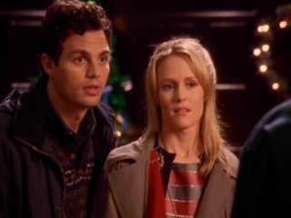 Who could ever have guessed that, forced to spend Christmas together, these two young, attractive single people (Mark Ruffalo, Mary Stuart Masterson) would fall in love?