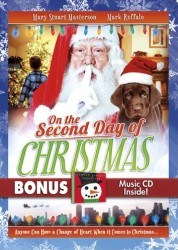 On the Second Day of Christmas (1997) DVD + CD cover art - click to buy from Amazon.com