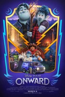 Onward (2020) movie poster
