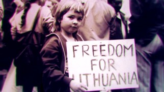 "Who can deny a little girl her simple request of ""Freedom for Lithuania""?"