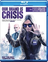 Our Brand Is Crisis Blu-ray + Digital HD cover art - click to buy from Amazon.com
