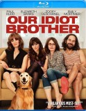 Our Idiot Brother Blu-ray Disc cover art -- click to buy from Amazon.com
