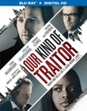 Our Kind of Traitor (Blu-ray + Digital HD) - October 18