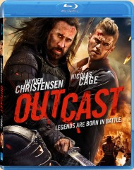 Outcast (2015) Blu-ray cover art -- click to buy from Amazon.com