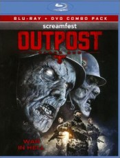 Outpost: Black Sun (2012) Blu-ray + DVD Combo Pack cover art -- click to buy from Amazon.com