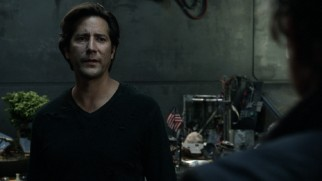 Councillor Marcus Kane (Henry Ian Cusick) has his eyes on the Chancellorship.