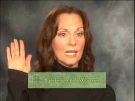 Lesley Ann Warren reflects.