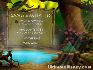 Games & Activities with the voices of Nathan Lane and Ernie Sabella