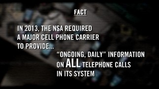 """Privacy Is Dead"" hopes to convince you of that with frightening facts like this."