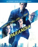 Paranoia: Blu-ray + DVD + Digital Copy Combo Pack cover art -- click to buy from Amazon.com