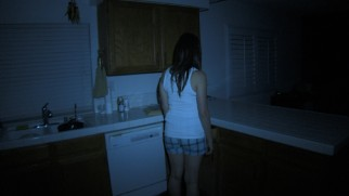 "It wouldn't be a ""Paranormal Activity"" movie without a Katie Featherston sighting."
