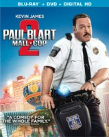 Paul Blart: Mall Cop 2: Blu-ray + DVD + Digital HD cover art -- click to buy from Amazon.com