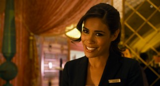 In what should surprise nobody, Paul Blart's new love interest (Daniella Alonso) is also both younger and skinnier than he.