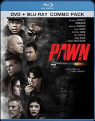 Pawn (2013) DVD + Blu-ray Combo Pack cover art -- click to buy from Amazon.com