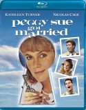 Peggy Sue Got Married Blu-ray Disc cover art -- click to buy from Amazon.com