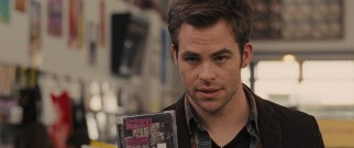 "Sam (Chris Pine) emerges as a ""cool"" uncle with his knowledgeable CD recommendations."