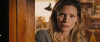 The newly-widowed, secretly ill Lillian (Michelle Pfeiffer) has reasons to be sad and moody.