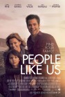 People Like Us (2012) movie poster