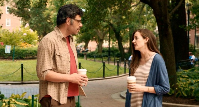 Will (Jemaine Clement) is not entirely over his children's mother Charlie (Stephanie Allynne).