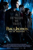 Percy Jackson: Sea of Monsters (2013) movie poster