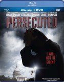 Persecuted Blu-ray + DVD combo pack cover art -- click to buy from Amazon.com