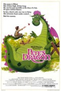 Pete's Dragon (1977) movie poster