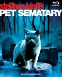 Pet Sematary Blu-ray Disc cover art -- click to buy from Amazon.com