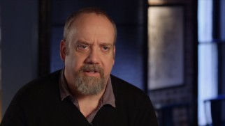 "Paul Giamatti, son of short-lived MLB Commissioner Bart Giamatti, discusses his character and castmates in ""The Cast of 'The Phenom'."""