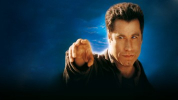 "Feel the emotion"" - John Travolta, ""Phenomenon"" Blu-ray menu."