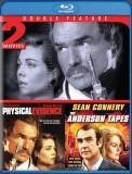 Physical Evidence & The Anderson Tapes: Double Feature Blu-ray Disc cover art -- click to buy from Amazon.com