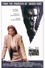 Physical Evidence (1989) movie poster