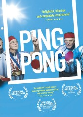 Ping Pong DVD cover art -- click to buy from Amazon.com