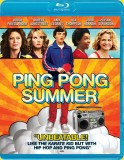Ping Pong Summer Blu-ray cover art -- click to buy from Amazon.com