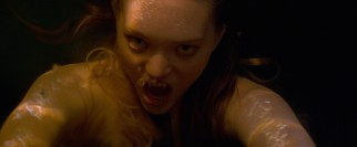 Though opening with a seductive song, mermaids like Tamara (Gemma Ward) soon get nasty.