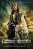 Pirates of the Caribbean: On Stranger Tides (2011) movie poster