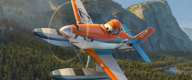 Planes: Fire & Rescue Blu-ray & DVD Review