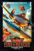 Disney's Planes: Fire & Rescue (2013) movie poster