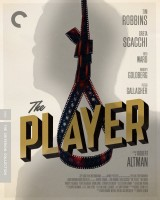 The Player: The Criterion Collection Blu-ray Disc cover art -- click to buy from Amazon.com