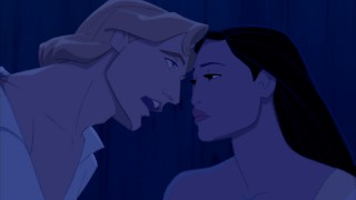 "John Smith and Pocahontas' duet ""If I Never Knew You"" is no longer integrated into the film, but can be viewed in high definition out of context."