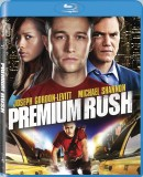 Premium Rush Blu-ray Disc cover art -- click to buy from Amazon.com