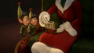 "Lanny and Wayne get a special assignment from the mostly unseen Mrs. Claus in ""Operation: Secret Santa."""