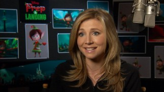"Sarah Chalke discusses voicing Magee and shares her admiration of John Lasseter in ""Recording Process."""