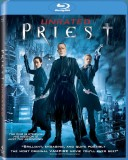 Priest: Unrated Blu-ray Disc cover art -- click to buy from Amazon.com