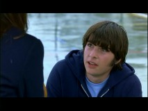 The original film's love interest Michael (Robert Schwartzman) appears in two deleted scenes.
