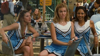 Nine years before voicing Disney's Rapunzel, Mandy Moore played antagonist cheerleader Lana Thomas.