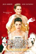 The Princess Diaries 2: Royal Engagement (2004) movie poster
