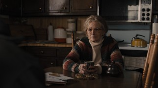 Alex's aunt (Melissa Leo) doesn't seem to have any answers.