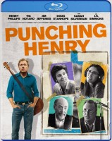Punching Henry Blu-ray Disc cover art -- click to buy from Amazon.com